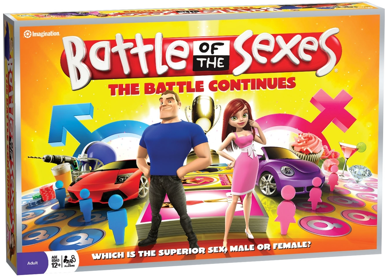 Game the sex battle rule board of